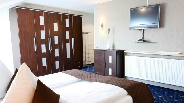 Möbliertes Appartement im 4 Sterne Parkhotel in Giengen