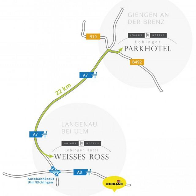 Hotels mit Stromtankstelle finden: E-Auto Laden bei den Lobinger Hotels