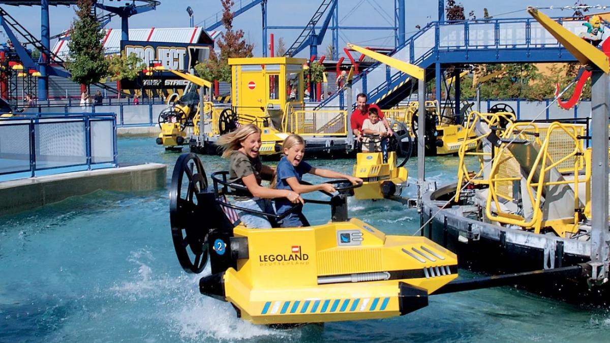 Familienspaß im LEGOLAND® Deutschland Resort mit Übernachtung und Eintritt