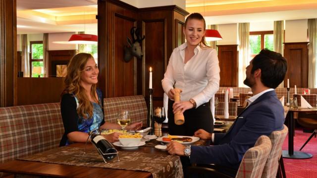 Bester Service im Hotel Restaurant Giengen an der Brenz
