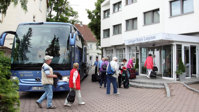 4 Sterne Hotel in Giengen für Busreisen und größere Gruppen