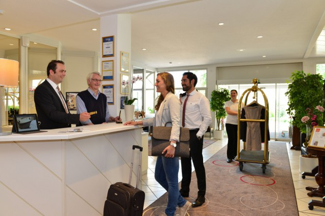 Gruppenunterkunft buchen im Lobinger Hotel Weisses Ross