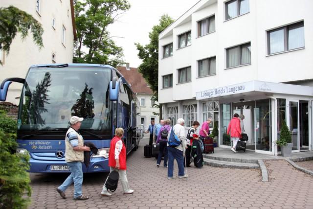 4 Sterne Hotel für Busreisen und größere Gruppen