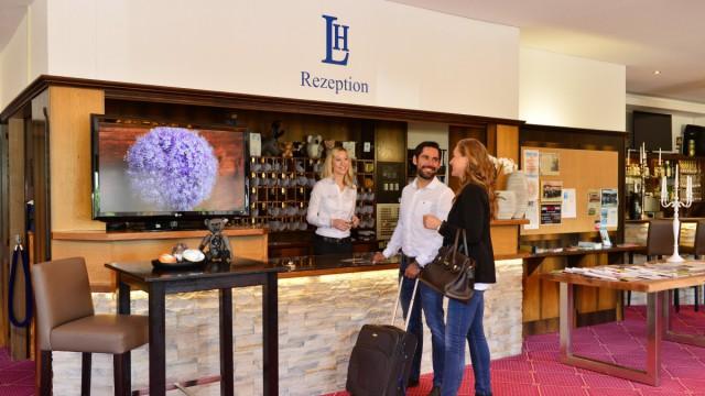 Urlaub in Giengen im Hotel - Lobinger Parkhotel
