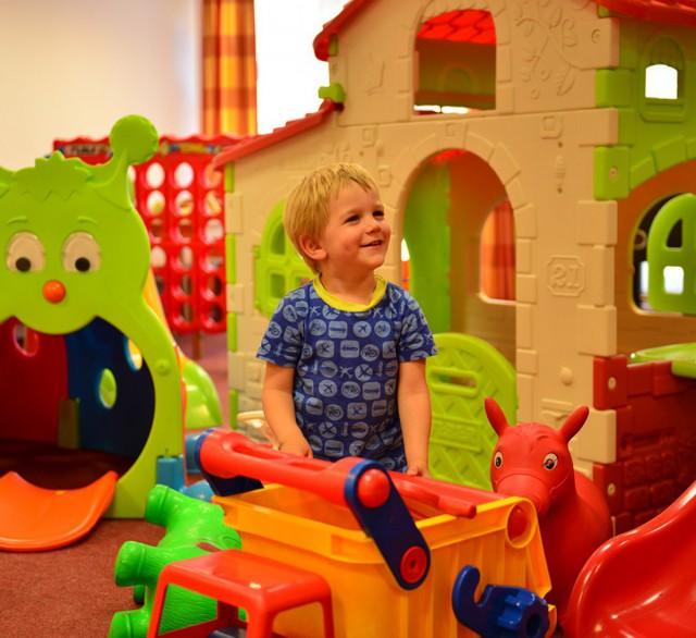 Kinderfreundliches Familienhotel bei Ulm