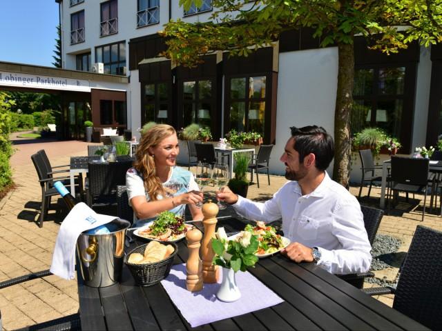 Restaurant mit Terrasse Giengen