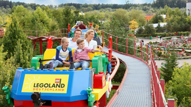 Legoland Germany in Gunzburg with Hotel
