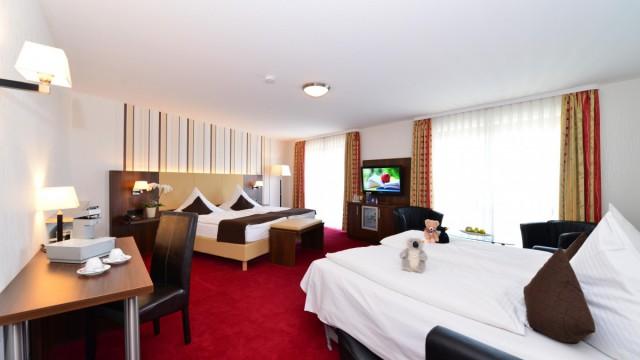 Hotel & Zimmer