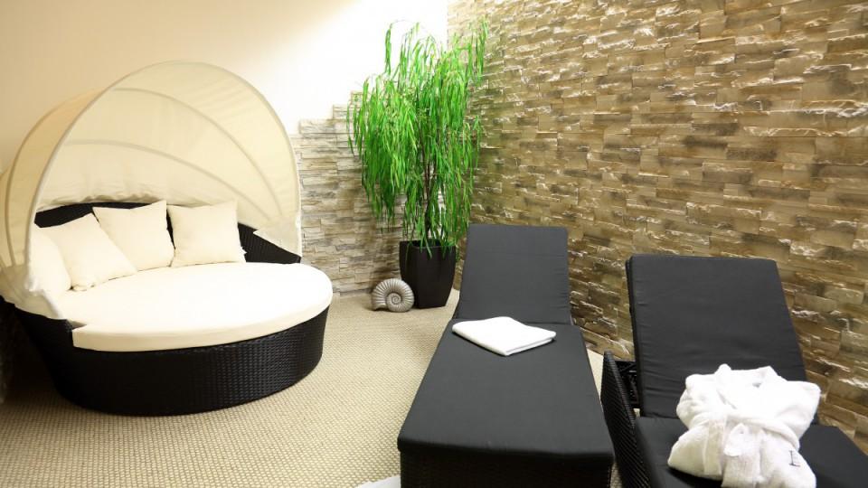 Beste Erholung im Familienhotel mit Wellness, Sauna & Fitnessraum