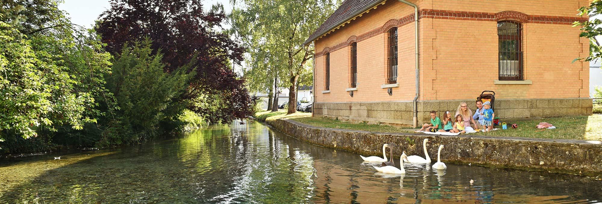 Langenau - Vacation in Germany