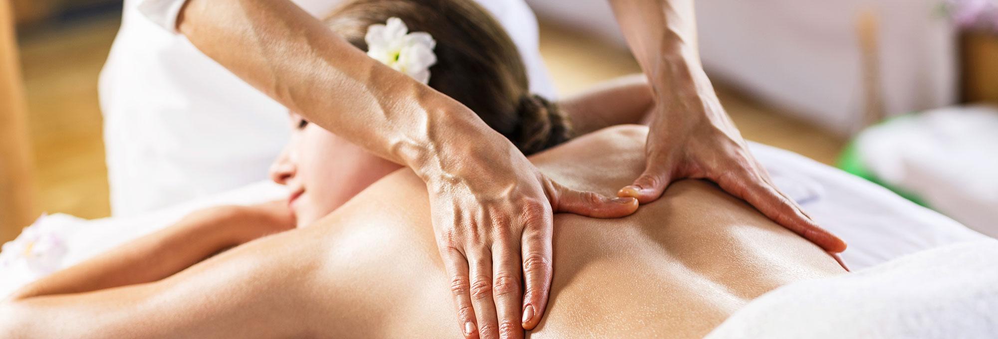 Massage- und Friseurservice im Hotel