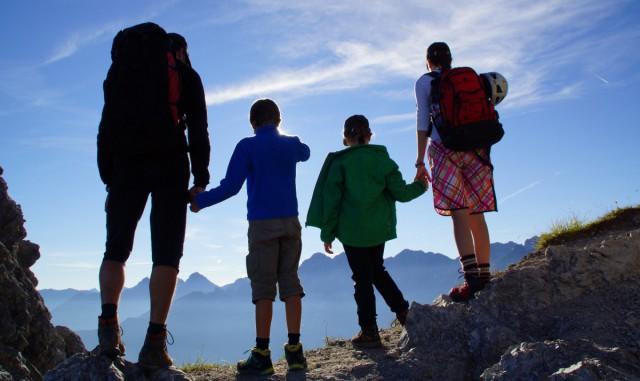 Familienfreundliches Wandern im Allgäu - direkt in der Nähe vom Hotel