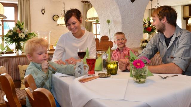 Familienfreundliches Hotel und Restaurant