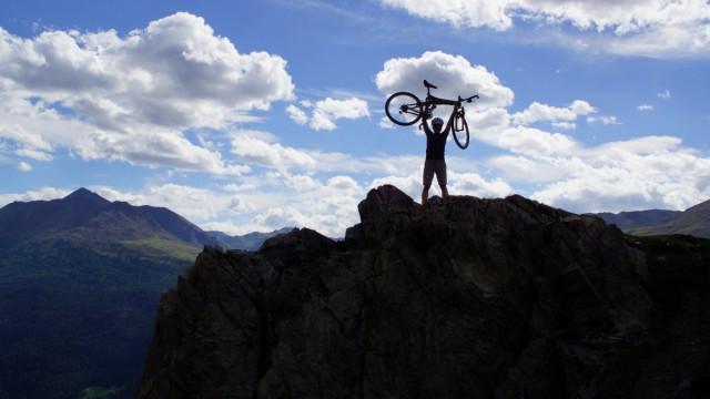 Nesselwang ist ein ideales Gebiet für das Radfahren