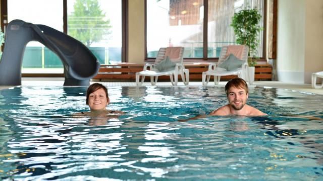 Hotel mit hallenbad im Allgäu