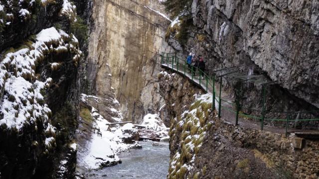 Ausflug: Naturerlebnis Breitachkalmm im Winter