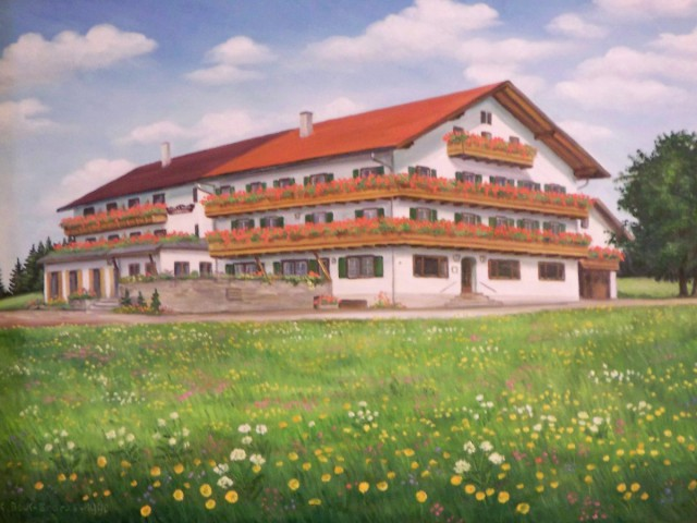Unterkunft  in Nesselwang