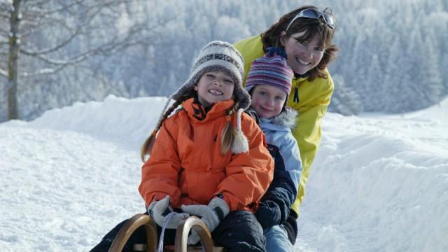 Winterspass für die gesamte Familie