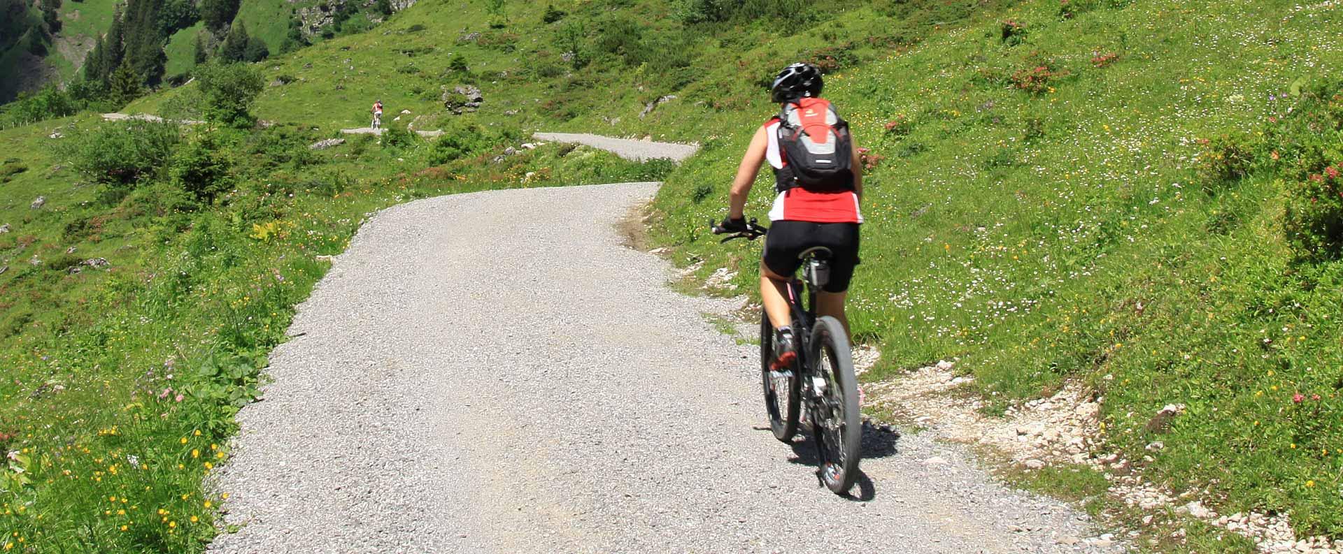 Radfahren/Biken