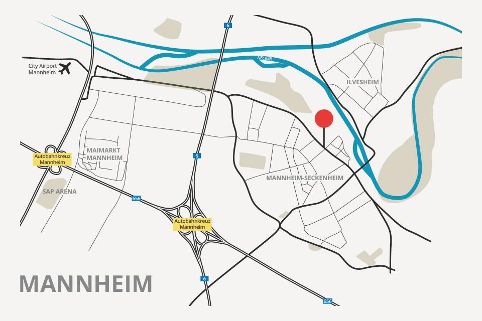 Lage Hotel Löwen