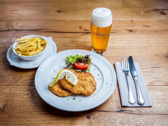 Gasthof in Adelsdorf - Küche