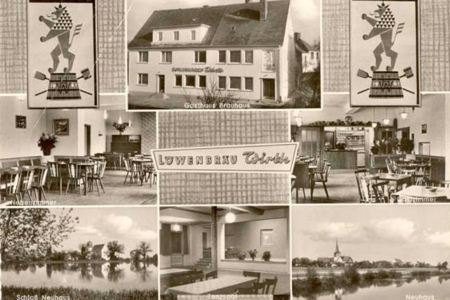 Brauerei und Gasthof