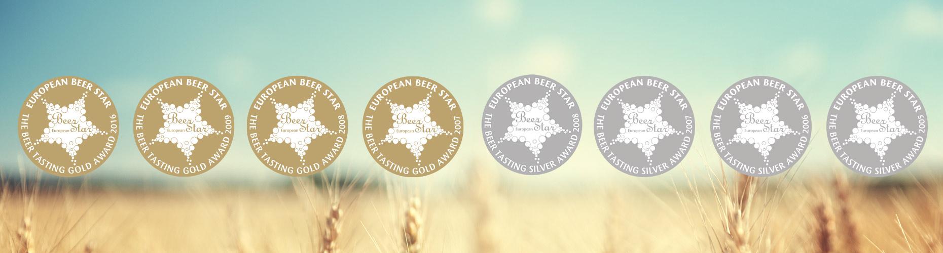 Beer Star - Erneut Medaillen für Zum Löwenbräu