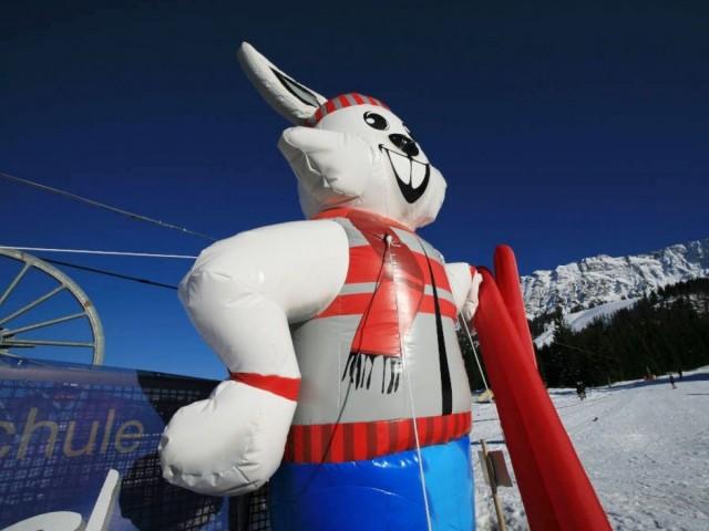 Spaß im Schneekinderland (Bad Hindelang Plus Leistung)