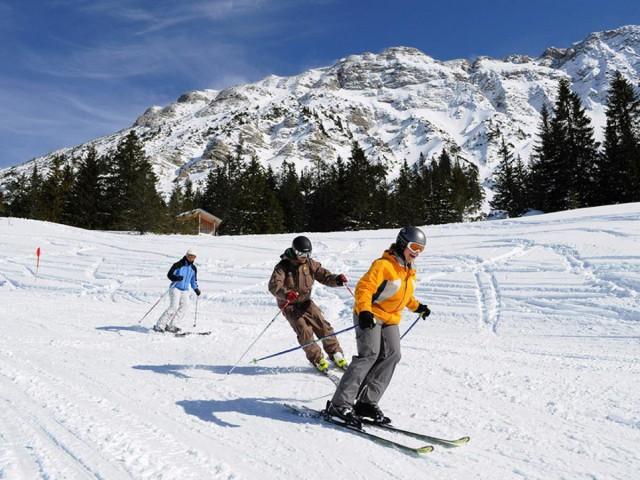 Skifahren in Bad Hindelang (Bad Hindelang Plus Leistung)