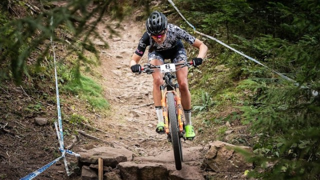 Mountainbikefahrtraining (Bad Hindelang Plus Leistung)