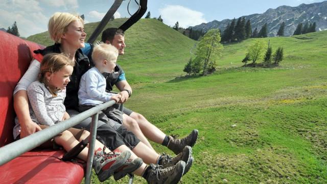 Bergbahn in Bad Hindelang (Bad Hindelang Plus Leistung)