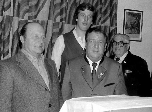 1977 Bezirksvorstandschaft