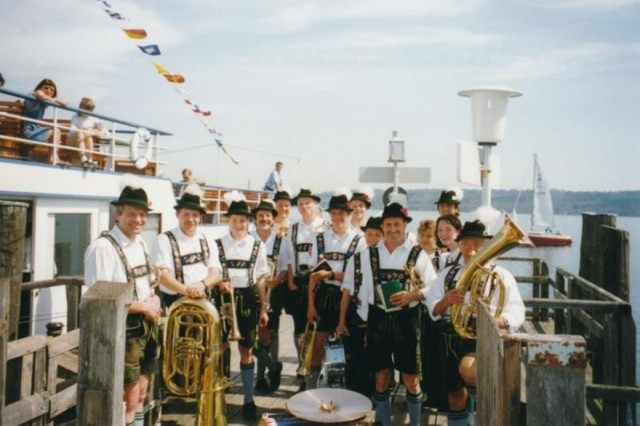 2000 Schiffahrt Starnberger See