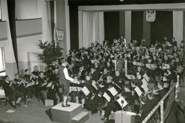 1965 Großkonzert in Penzberg