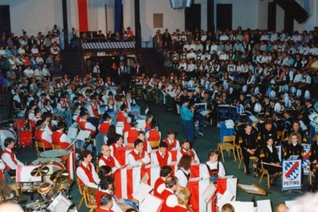 1978 Lustige Musikanten Hochlandhalle