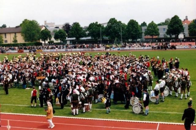 1998 40. Bezirksmusikfest Weilheim
