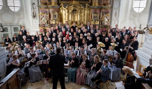Bezirksorchester 2012 Missa Katharina