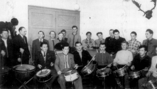 1956 Schlagzeugkurs