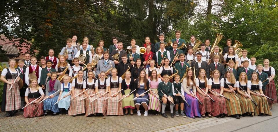 Bezirksjugendorchester Bezirk Oberland 2017