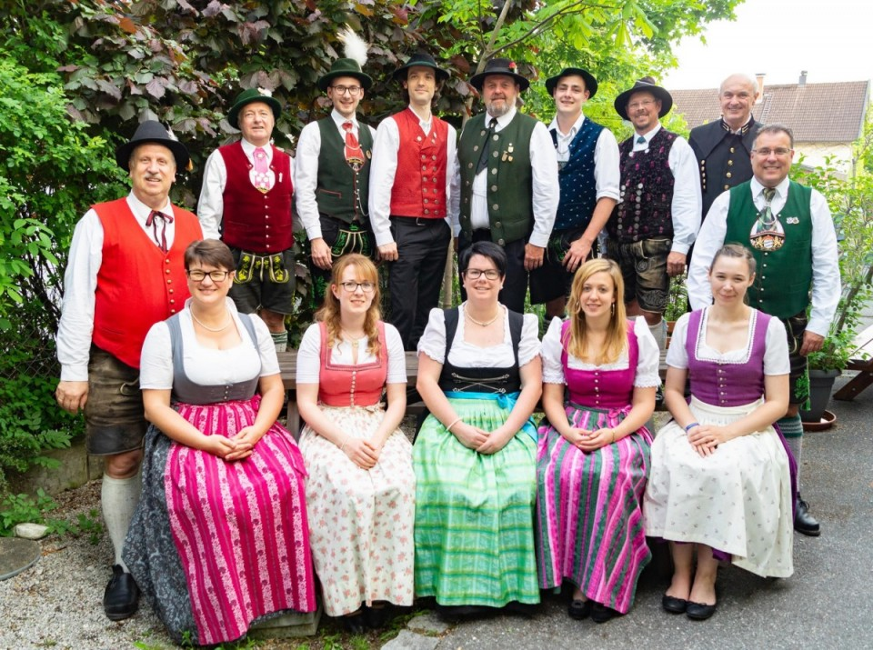 Bezirksvorstandschaft 2018 Bezirksmusikverband Oberland e.V.