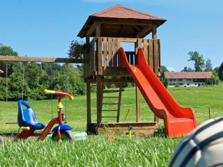 Der neue Kinderspielplatz