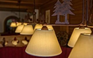 Alle Lampen sind neu