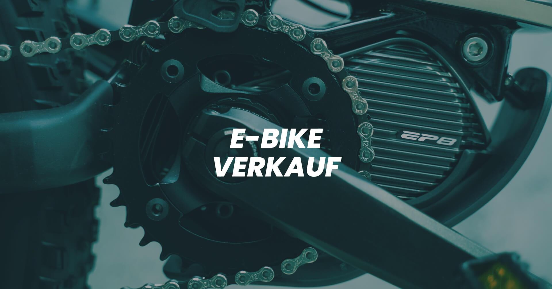 Ab auf´s E-Bike