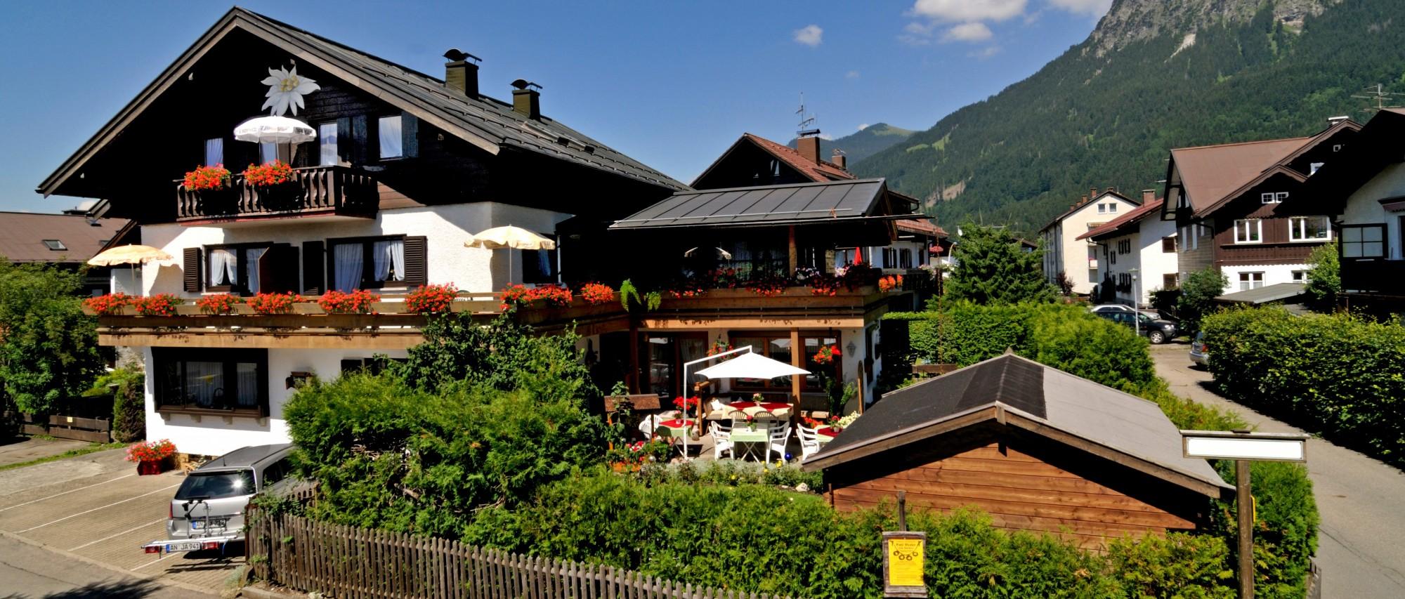 Anfahrt Oberstdorf