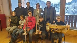 Landesstatthalterin besuchte Musikschule