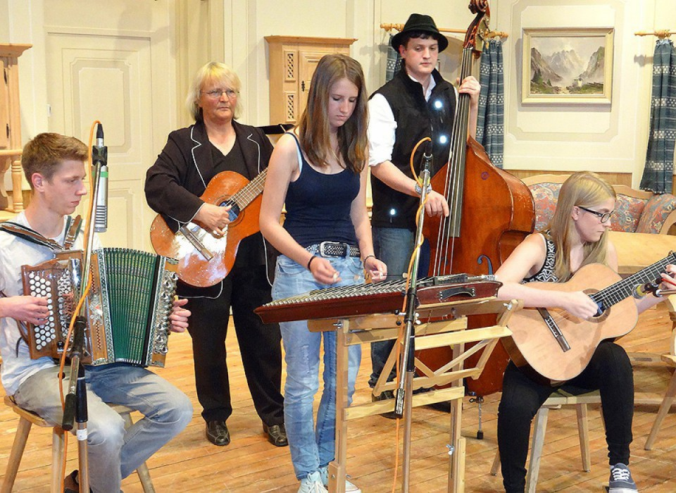 Stubenmusiker Gruppe