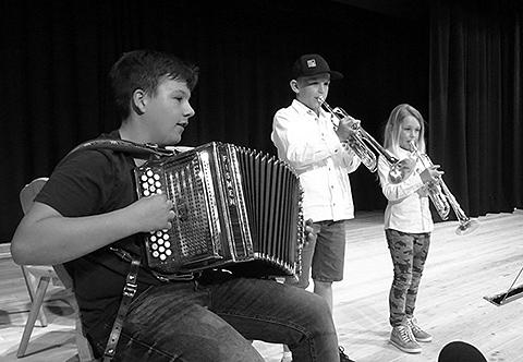 akkordeon und steirische Harmonika