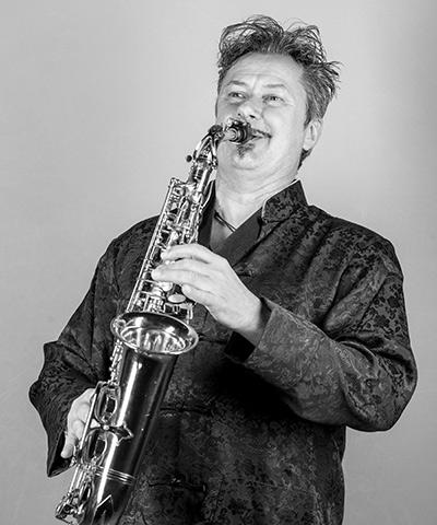 Renato Russo<br>Klarinette, Saxophon, Oboe