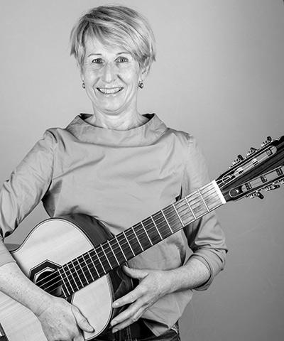 Andrea Huber<br>Gitarre
