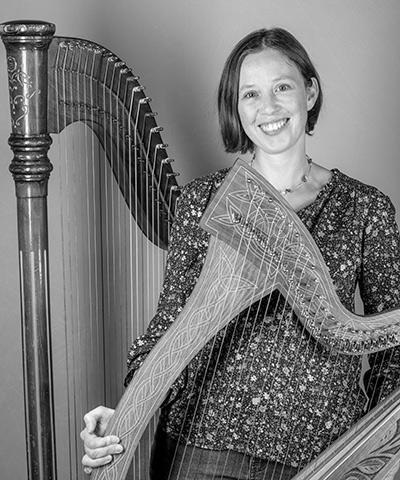 Kreszentia Willam<br>Harfe, Singklassen VS-Riezlern
